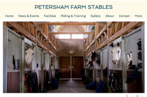 petersham-stables